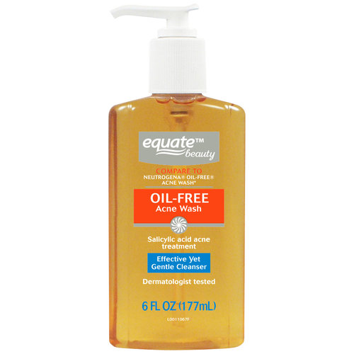 Equate Beauty Oil-Free Acne Wash