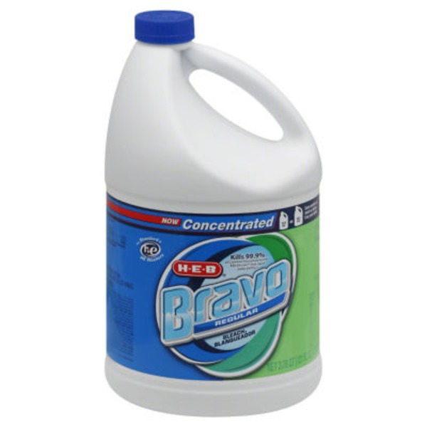 H-E-B Bravo Regular Bleach