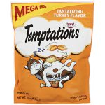 TEMPTATIONS Classic Treats for Cats Tantalizing Turkey Flavor 6.3 Ounces