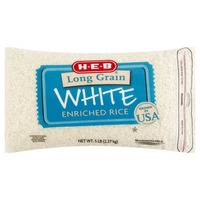 H-E-B Enriched Long Grain White Rice