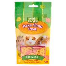 Wild Harvest Bake Shop Pretzel Treats for Small Animals, 2 oz