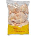 Covington Farms Fresh Chicken Leg Quarters, 10 lb