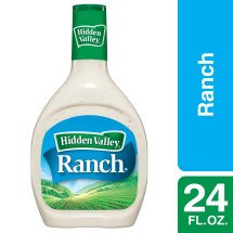 Hidden Valley Original Ranch Dressing, 24 Fl Oz