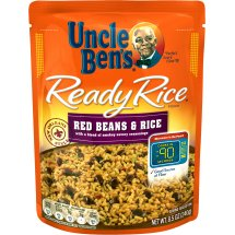 Uncle Bens Ready Rice Red Beans & Rice