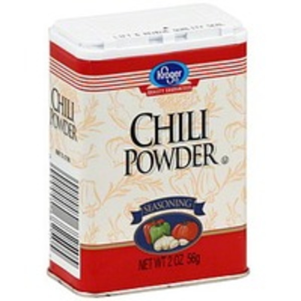 Kroger Chili Powder