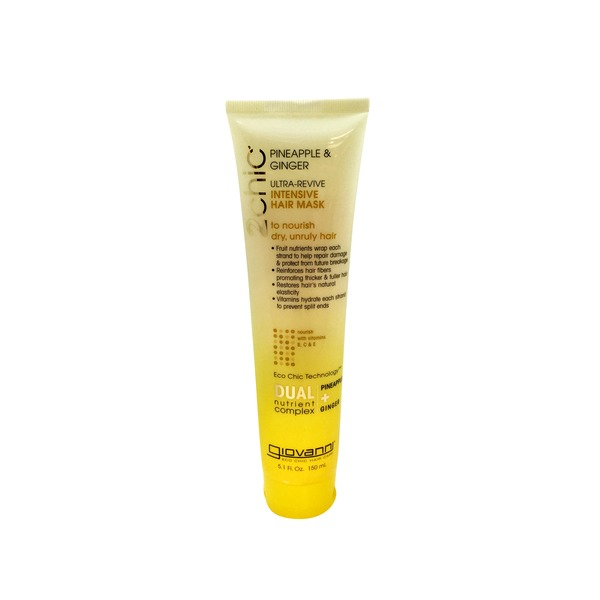Giovanni Pineapple Ginger Hair Mask