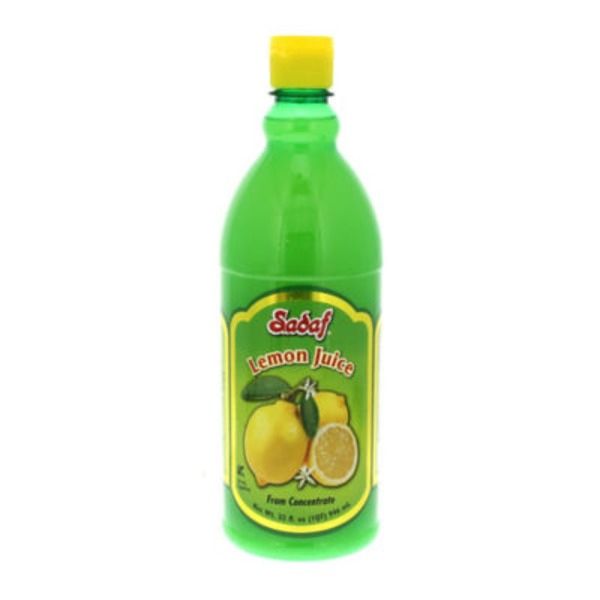 Sadaf Natural Lemon Juice