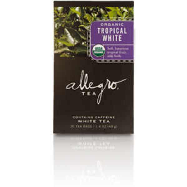 Allegro Organic Tropical White
