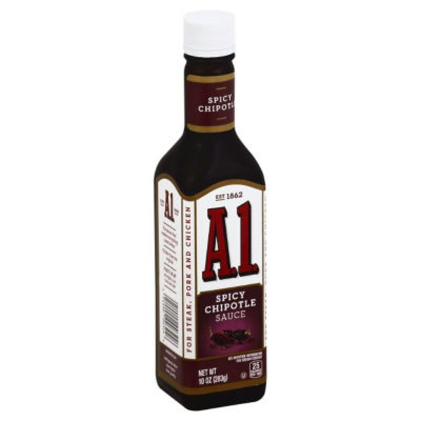 A.1. Spicy Chipotle Sauce