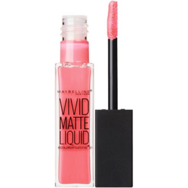 Color Sensational® 15 Pink Charge Vivid Matte Liquid