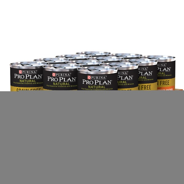 Pro Plan Dog Wet Natural Grain Free Adult Chicken & Carrots Entree Classic Dog Food