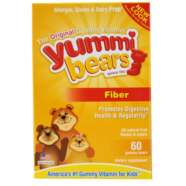 Hero Nutritional Products Yumi Fiber Supplement