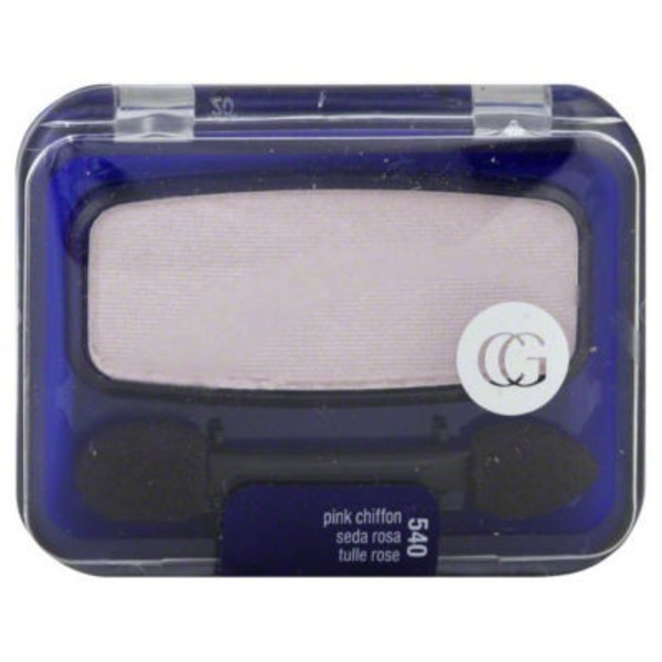 CoverGirl Eye Enhancer COVERGIRL Eye Enhancers 1-Kit Eye Shadow, Pink Chiffon .09 oz (2.5 g) Female Cosmetics