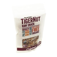 Organic Gemini Raw Snack, TigerNut, Original