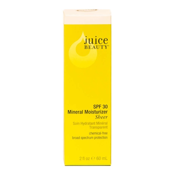 Juice Beauty SPF 30 Mineral Sheer Moisturizer