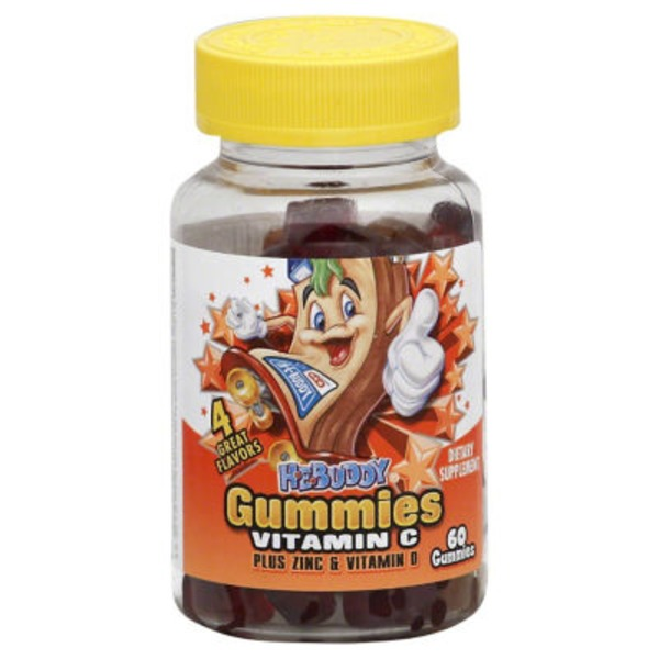 H-E-B H-E-Buddy Gummies Vitamin C