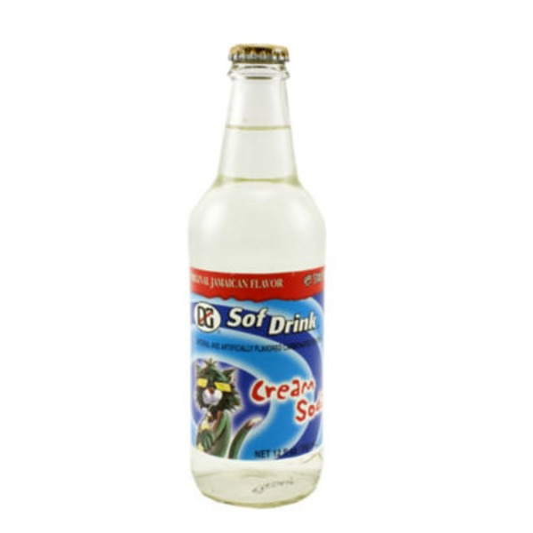 D&G Cream Soda
