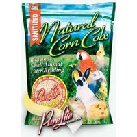 Green Pet Natural Corn Cobs With The Pure Lite Process Bird & Small Animal Litter/Bedding