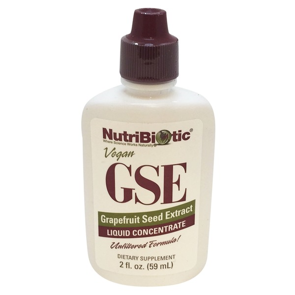 NutriBiotic Grapefruit Seed Liquid