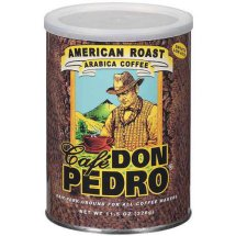 Cafe Don Pedro American Roast Arabica Coffee, 11.5 oz