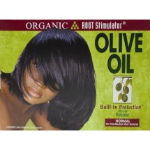 Organic Root Stimulator Olive Oil Strength No-lye Relaxer []