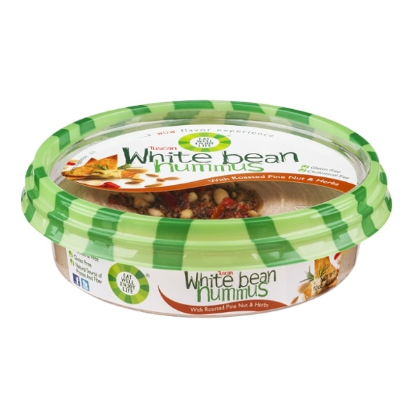 Eat Well Enjoy Life Hummus Tuscan White Bean