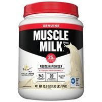 Muscle Milk Genuine Vanilla Creme Protein Powder