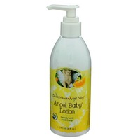 Earth Mama Angel Baby Angel Baby Lotion, Natural Vanilla Orange