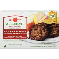 Applegate Natural Chicken & Apple Breakfast Sausage Patty
