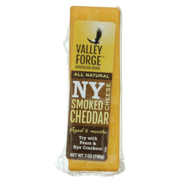 Valley Forge Naturally Smoked Cheddar