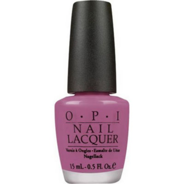 OPI A Grape Fit Nail Lacquer