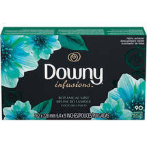 Ultra Downy Infusions Botanical Mist Fabric Softener
