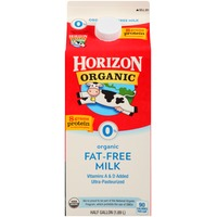 Horizon Organic Fat Free Milk