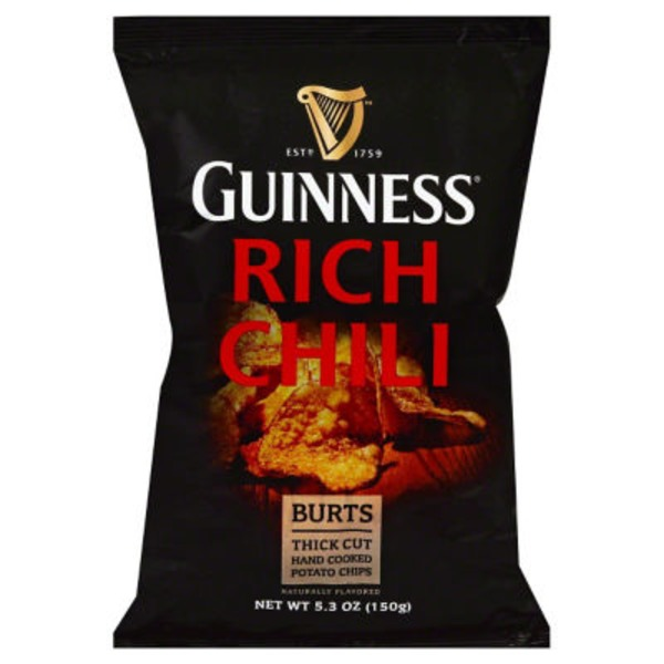 Guinness Rich Chili Chips