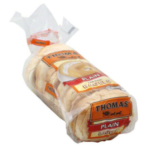 Thomas Plain Bagels