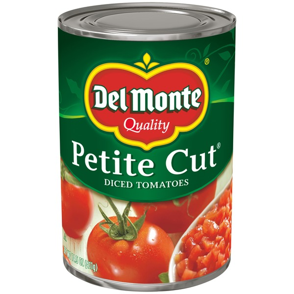 Del Monte Petite Cut Diced Tomatoes