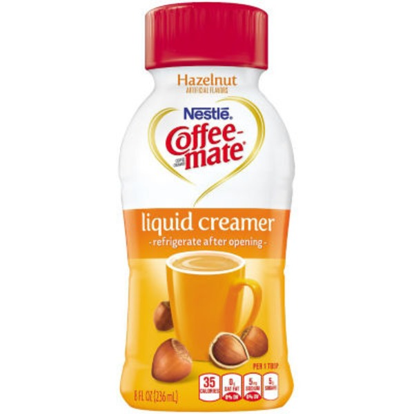 Nestlé Coffee Mate Hazelnut Liquid Creamer