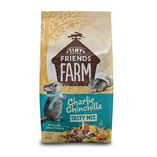 Supreme Pet Food Charlie Chinchilla Dry Food