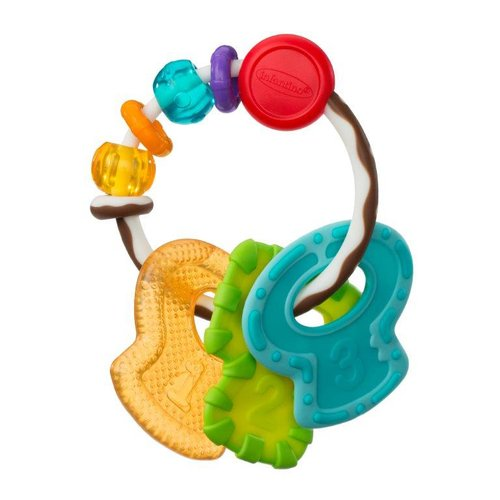 Slide and Chew Teether Keys