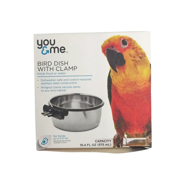 You & Me Stainless Steel Coop Cup With Clamp Large
