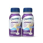 Glucerna Advance Nutrition Shake, To Help Manage Blood Sugar, Vanilla, 8 Oz, 4 Ct