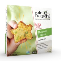 Dr. Praeger's Kids Broc Star! Broccoli Littles