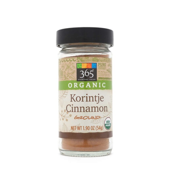 365 Organic Ground Korintje Cinnamon