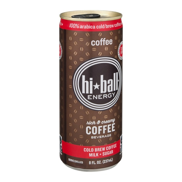 Hi-Ball Energy Coffee Beverage Coffee