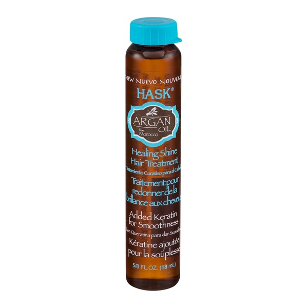 Hask Argan Oil Healing Shine Hair Treatment