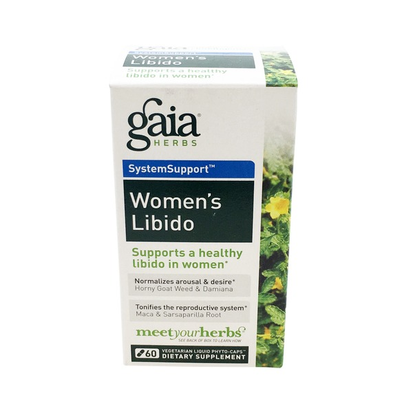 Gaia Herbs Women's Libido Support