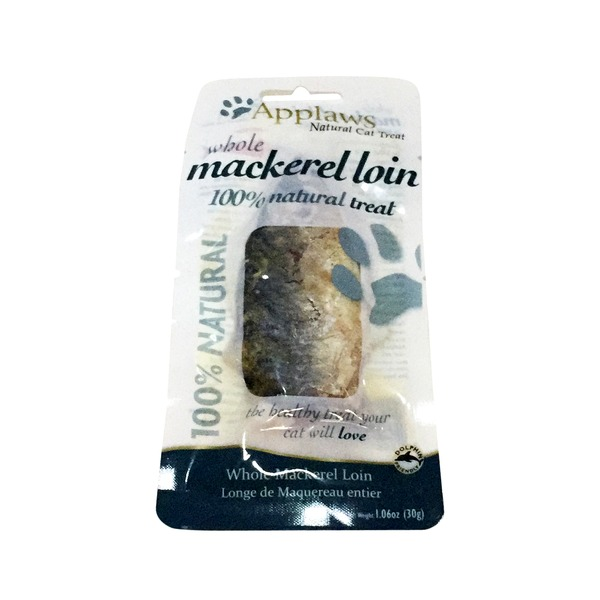 Applaws Whole Mackerel Loin Cat Treats