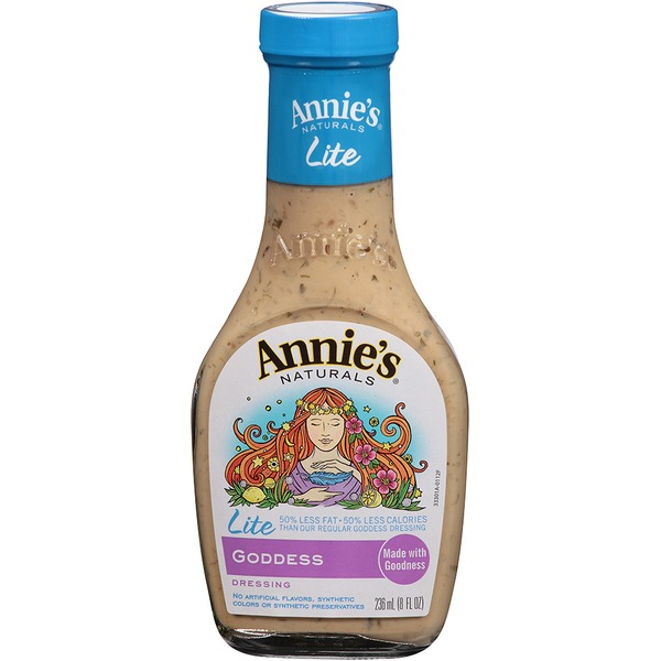 Annie's Homegrown Lite Goddess Dressing Lite