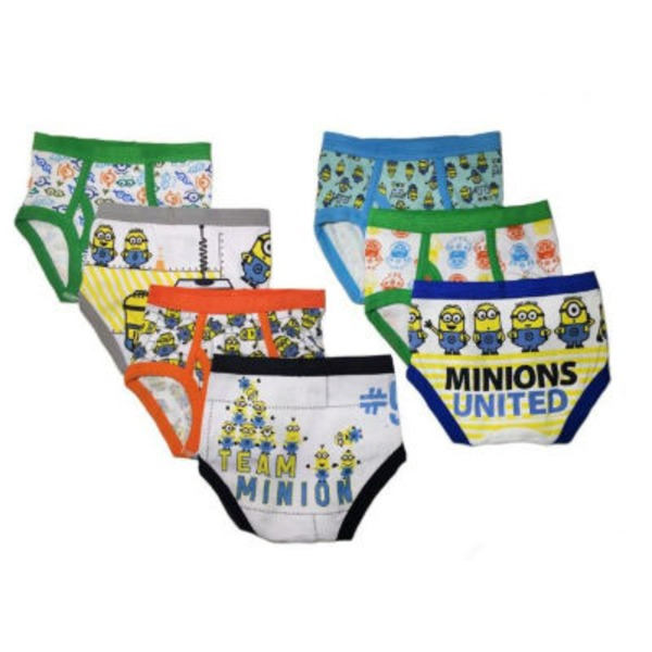 Disney Despicable Me Underwear