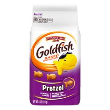 Pepperidge Farm Goldfish Baked Snack Crackers Pretzel, 8.0 OZ